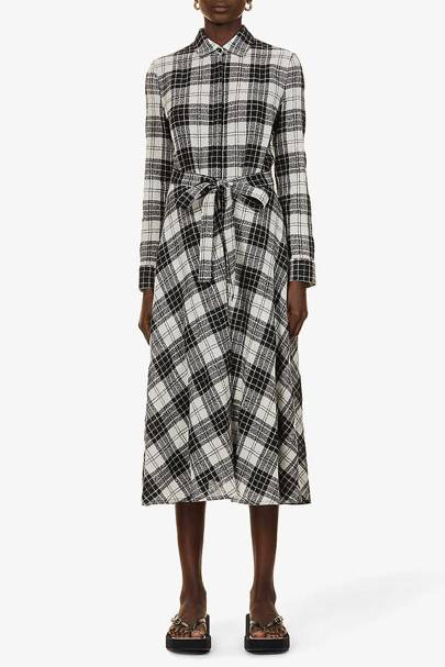 The Check Dress