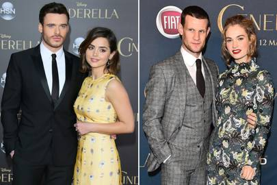 lily james who is she dating Lily james has insisted she's not engaged to matt smith 'yet' the cinderella actress and the former doctor who star have been dating for three years, and whilst lily insists.