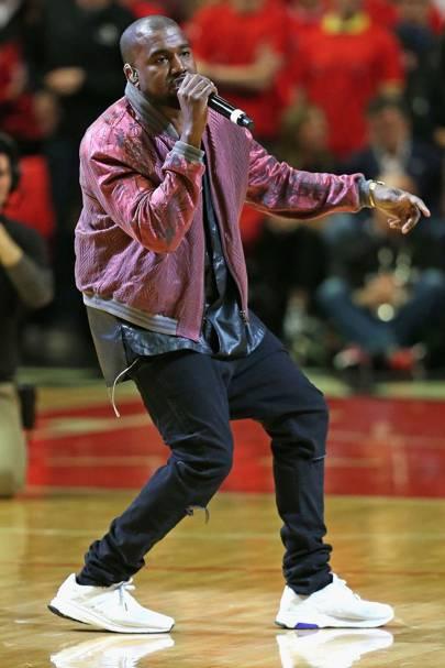 9. Kanye West