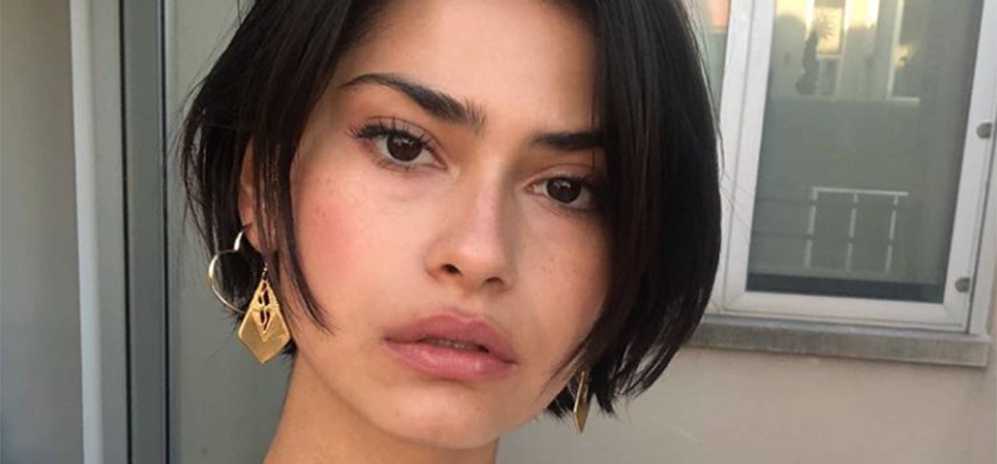 The French Bob Hair Trend Is A Cheekbone-Skimming Hairstyle