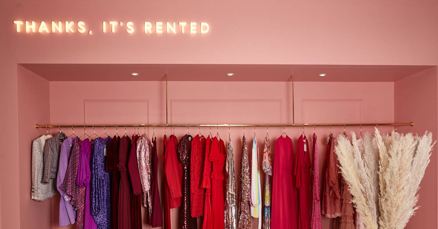 Selfridges have just launched their first fashion rental service, meaning you can shop the likes of Ganni, Jacquemus and Reformation from just £20
