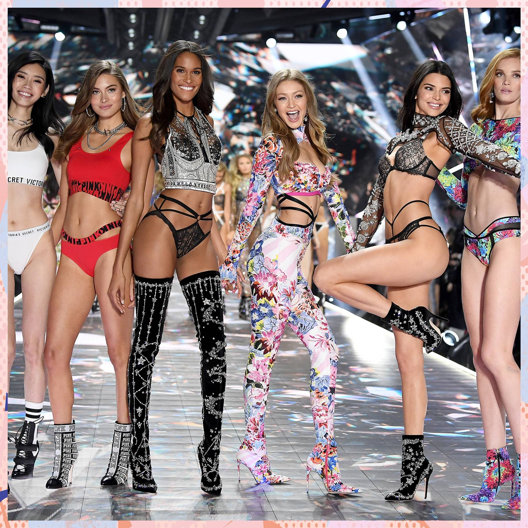 This year's Victoria's Secret Fashion Show has officially been cancelled