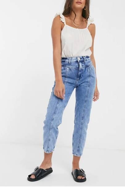 Best petite mom jeans