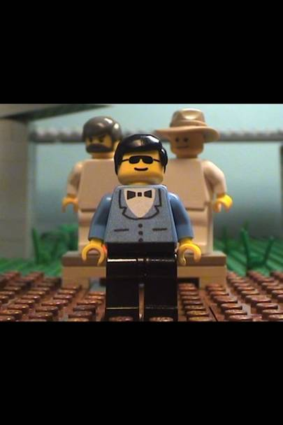 Top 10 Highlights Of 2012: In LEGO | Glamour UK