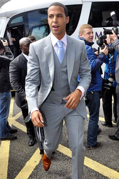 Marvin Humes, 2012