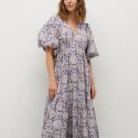 POST-LOCKDOWN SUMMER DRESSES: PRINTED