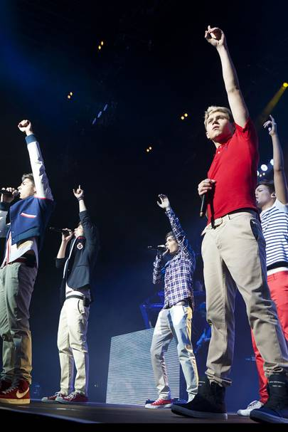 One Direction pictures & photos: History from 2010 - 2016 | Glamour UK