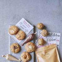 Thoughtful Personalised Gifts For Her: DIY cookie kit