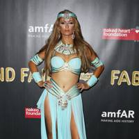 Paris Hilton as Princess Jasmine