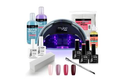 Best Amazon Prime Day Beauty Deals: the at-home gel nail kit