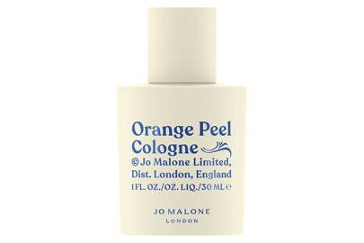 Best new perfumes: Jo Malone Orange Peel Cologne