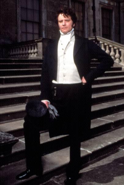 Colin Firth's Mr Darcy