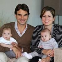 Roger & Mirka Federer