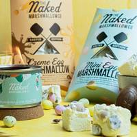 Best Easter Gifts: the Easter marshmallow kit
