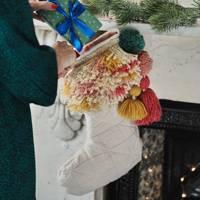 Best Christmas decorations: the handmade stocking