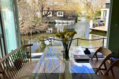 Houseboats in London to rent: Taggs Island, Hampton