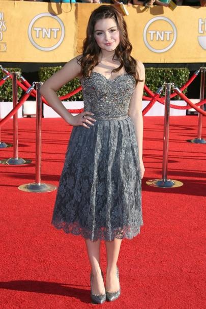 Ariel Winter at the SAGs 2012