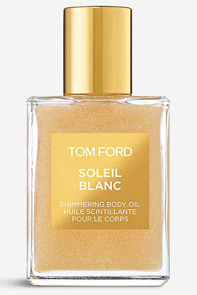 Best gift for a Taurus: Body oil
