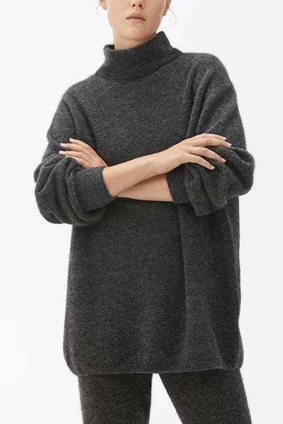 Best loungewear: the knitted jumper