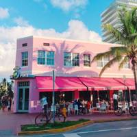Big Pink, Miami