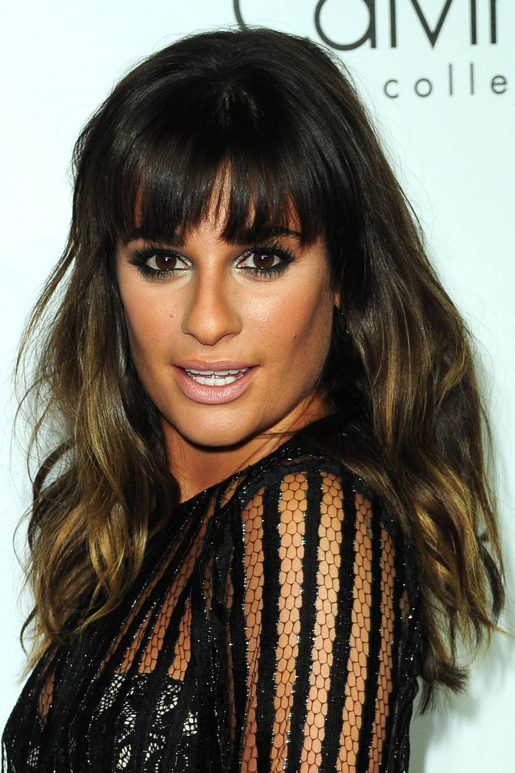 Lea Michele Look Book Celebrity Hair And Hairstyles Glamour Uk