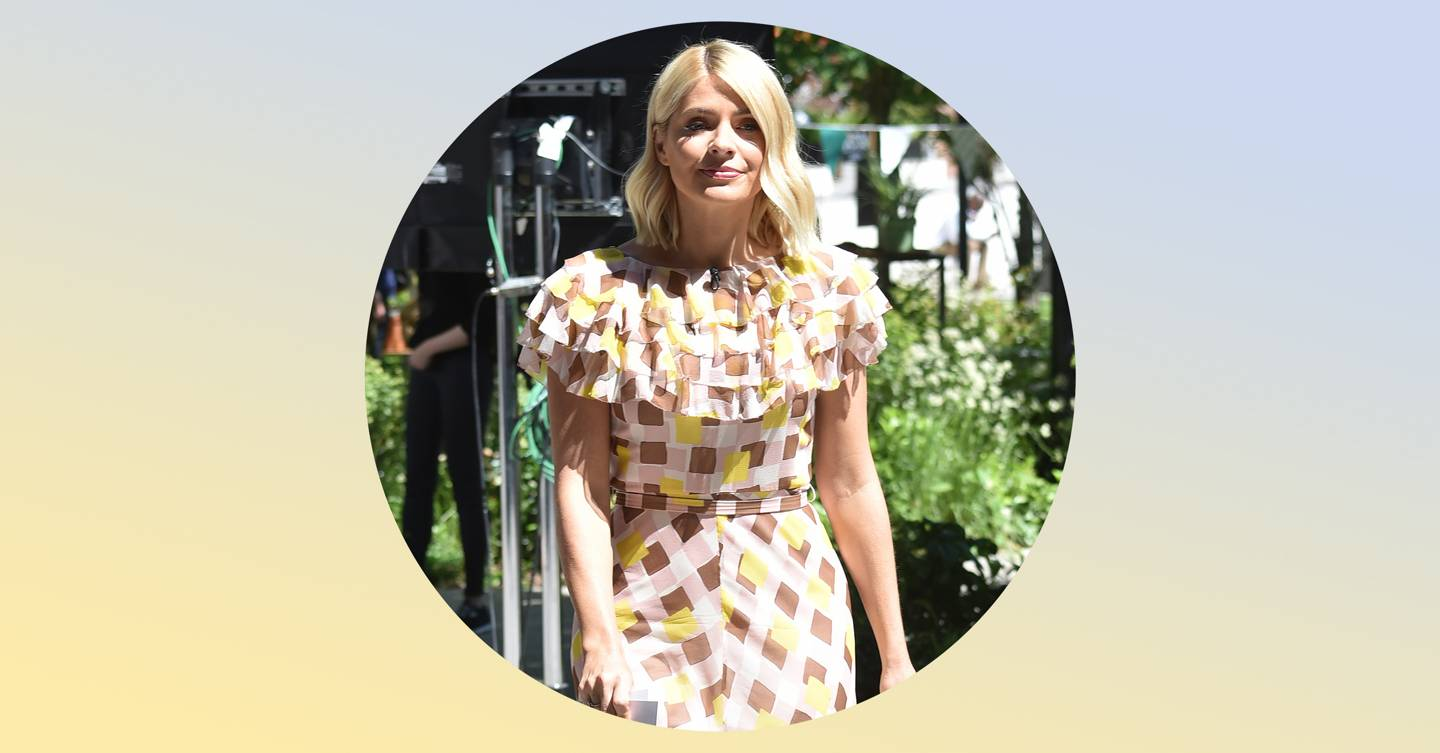 4ed57d1d25cc Holly Willoughby Style: Her Best Outfits Ever | Glamour UK