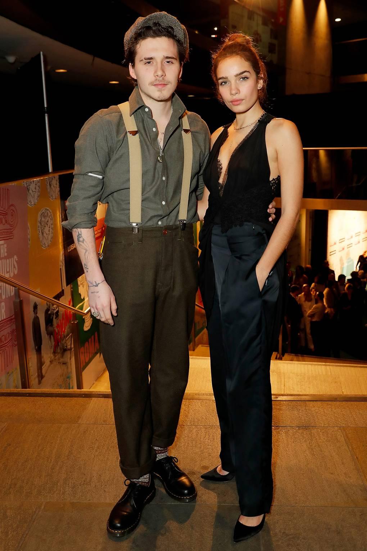 Brooklyn Beckham's New Girlfriend Hana Cross: Everything You ...