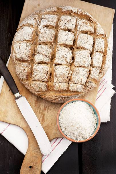 100 Per Cent Vegan Rye Bread