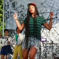 Solange at Northside Festival