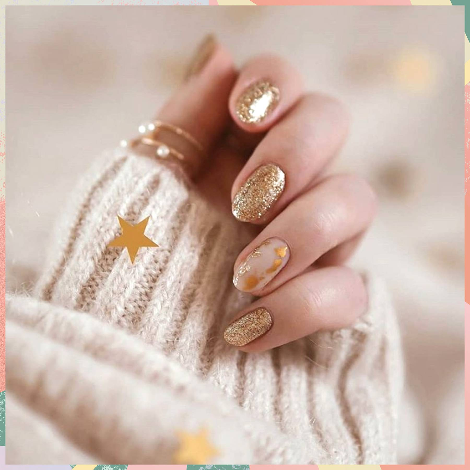These are the best winter nail art designs we've seen on Instagram