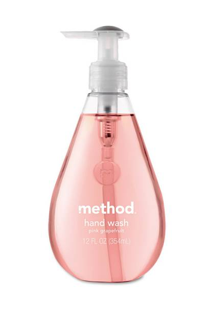 Method Pink Grapefruit Hand Wash, £2.49
