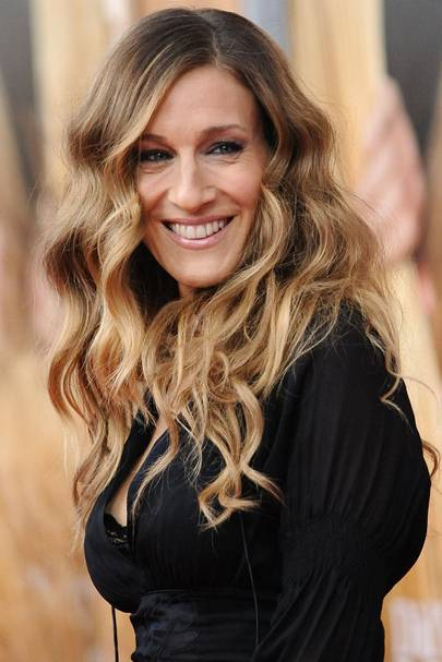 2009: A stunning SJP walks the red carpet at the premiere of rom-com, Did You Hear About The Morgans? with Hugh Grant. In what SJP herself described as ' ...