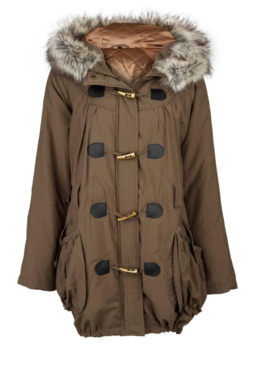 fa1336baa9d7b9 Black And White Fur Coat Tesco - Tradingbasis