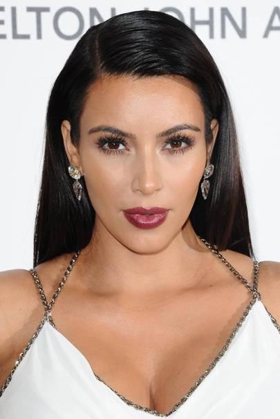 Best Vamp: Kim Kardashian