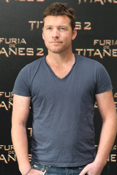 79. Sam Worthington