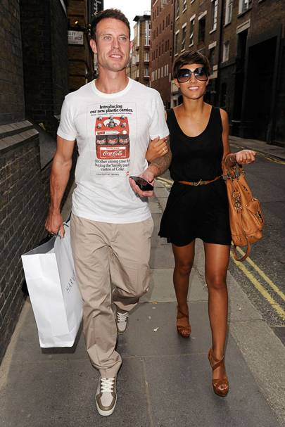 5ft 3in: Frankie Sandford