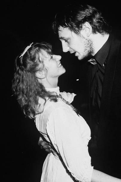 Helen Mirren & Liam Neeson