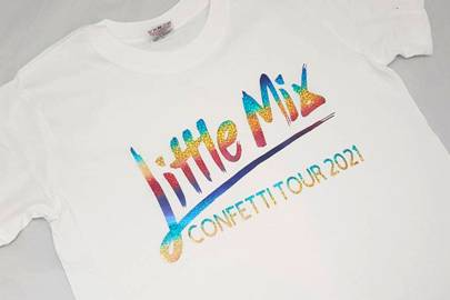 Little Mix gift ideas: the tour tee
