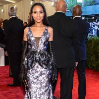 Kerry Washington at the Met Gala