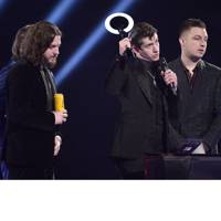 Arctic Monkeys win Best British Group