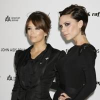 Victoria Beckham & Eva Longoria