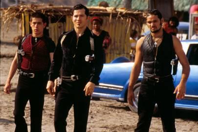 Tybalt's bad boy look