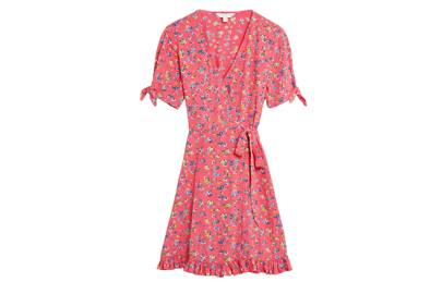 M&S x GHOST JUNE COLLECTION Pink Mini Dress