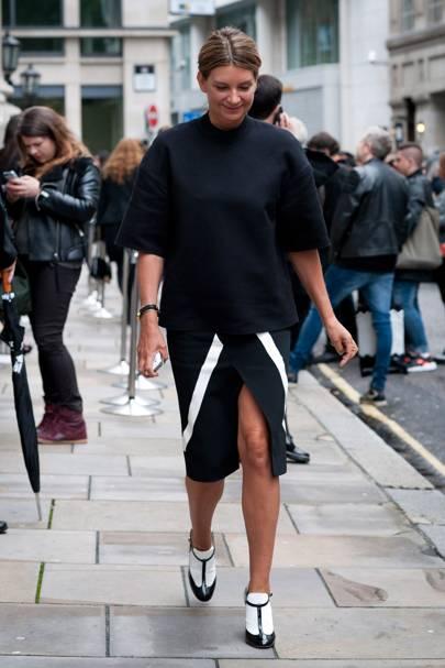 Natalie Massenet, British Fashion Council