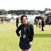 Laura Brand, Isle of Wight Festival