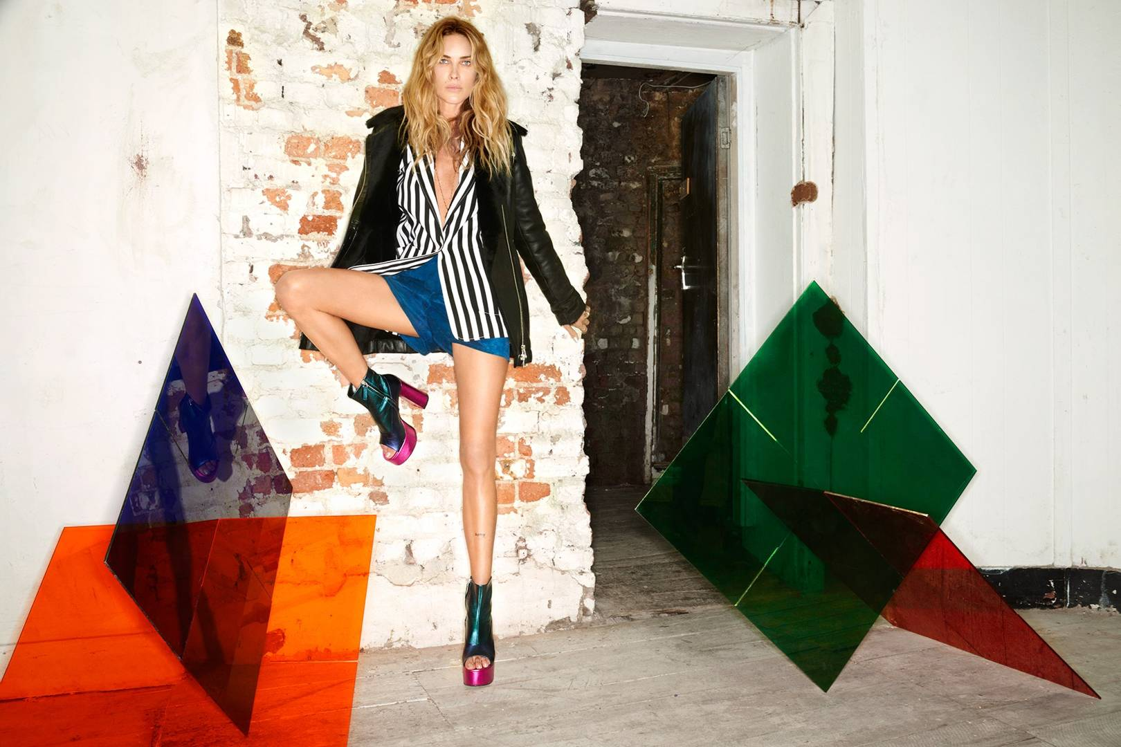 erin wasson attribute footwear collection boots and shoes glamour uk