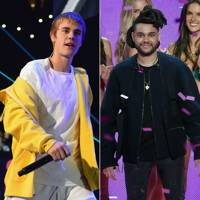 The Bieber X Weekend feud