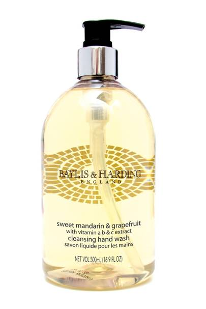 Baylis and Harding Sweet Mandarin and Grapefruit Handwash, £1.99