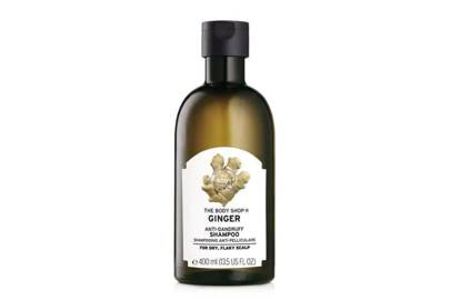 The Body Shop Ginger Shampoo, £9.50