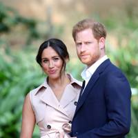 Meghan and Harry cut ties with the royal fam